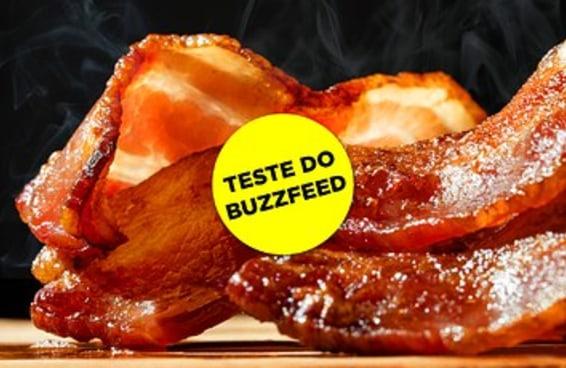 Se você gabaritar este teste de comida, seu 2019 vai ser uma delícia
