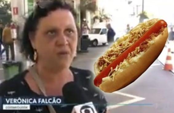 A história da Verônica sem gasolina é mais paulista que purê no dog