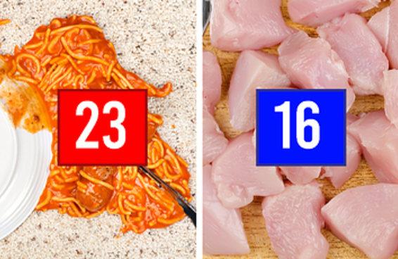 Nós conseguimos adivinhar a sua idade pela quantidade de erros culinários que você já cometeu