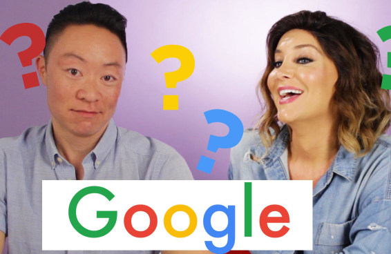 Pessoas trans respondem as perguntas mais buscadas no Google sobre a experiência trans - YT