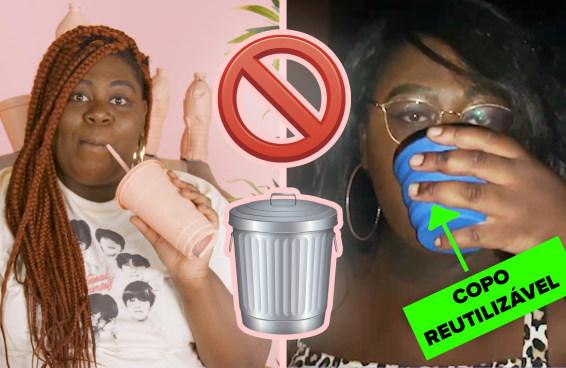 DESAFIO: Tentei ir para a balada sem gerar lixo