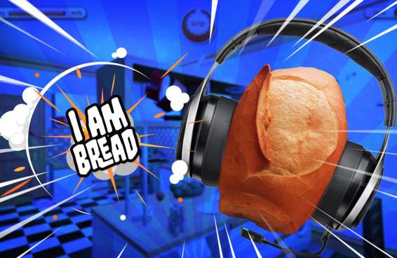 """Pães jogam """"I Am Bread"""""""
