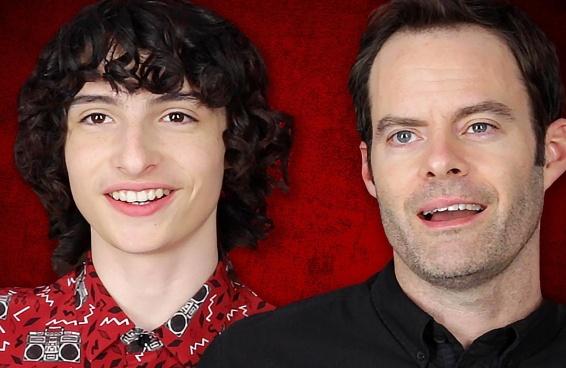 """Elenco de """"IT: Capítulo Dois"""" descobre quais personagens eles realmente são"""