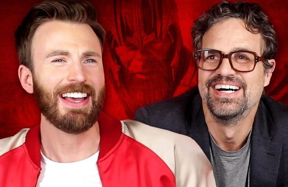 Chris Evans e Mark Ruffalo Descobrem Se Teriam Sobrevivido ao Estalo do Thanos