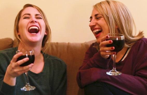 Mulheres que amam vinho - YT