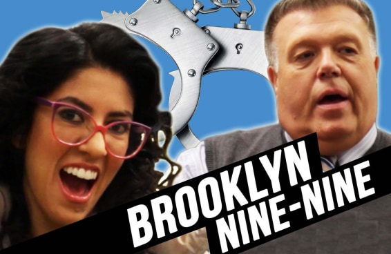 "O elenco de ""Brooklyn Nine-Nine"" fala sobre seus costumes"
