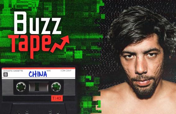 BuzzTape: A playlist das tretas do sítio do China