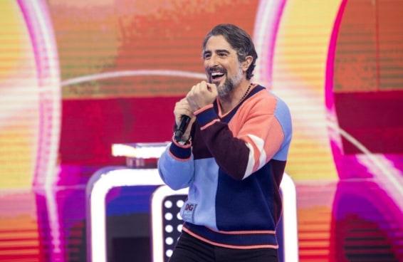 Estreia de Marcos Mion na Globo dá mais audiência que despedida de Luciano Huck dos sábados
