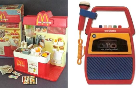 Brinquedos dos anos 80 e 90 que todo mundo queria