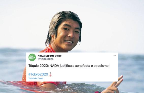 A quantidade de comentários xenofóbicos na Olimpíada é vergonhosa