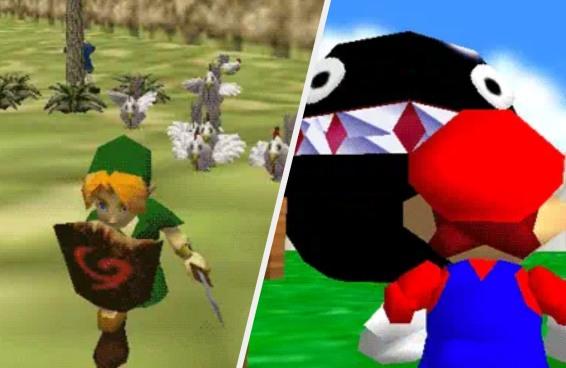 7 jogos de Nintendo 64 que ainda moram no seu coração