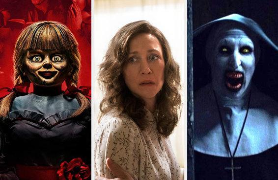 Esta é a ordem cronológica para você assistir aos filmes do universo 'Invocação do Mal'