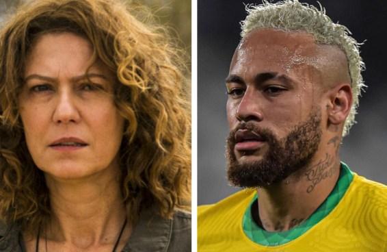 A crítica da Patrícia Pillar sobre o Neymar acabou em ataques machistas