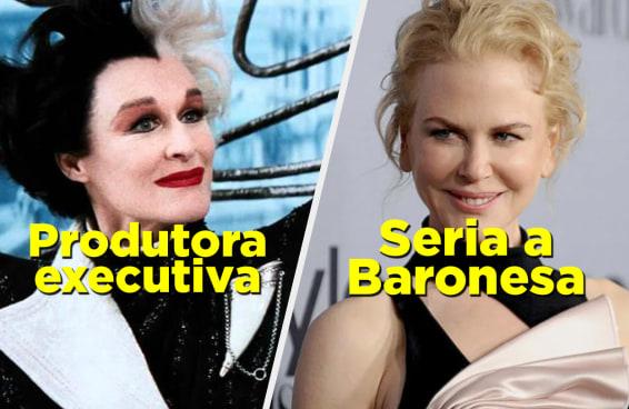 18 curiosidades dos bastidores de 'Cruella' que todo fã precisa conhecer