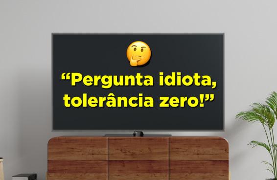 Este teste de bordões da TV brasileira é BEM difícil