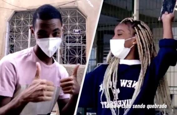 O Raphael Vicente fez a melhor campanha contra covid de toda a pandemia