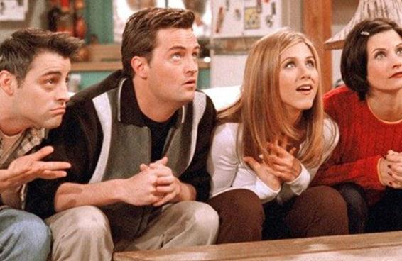 Esse teste sobre 'Friends' é beeeeeem difícil. Você consegue gabaritar?