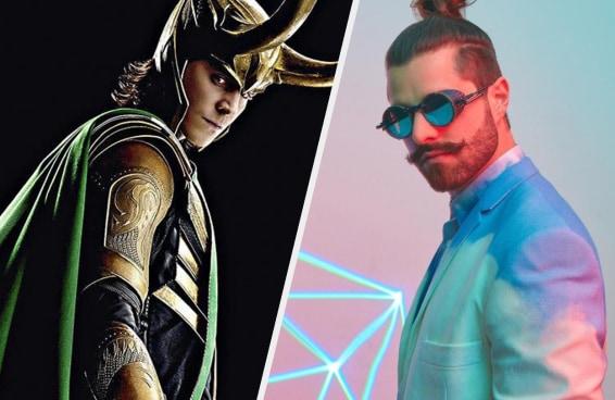 Você é mais Loki ou mais Alok?