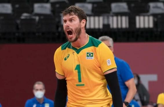 O Brasil perdeu o primeiro jogo no vôlei - e estamos entre razões e emoções