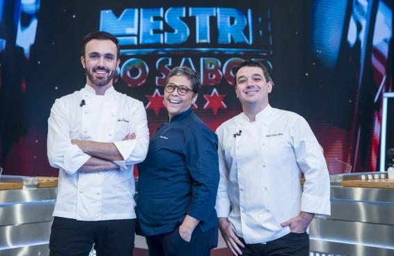 O 'Mestre do Sabor' está de volta - e os chefs jurados mandaram vídeo exclusivo pra gente