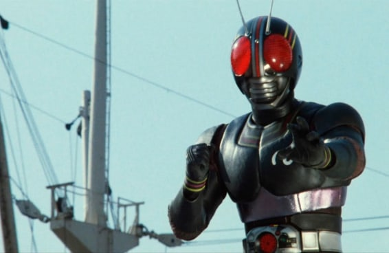 10 curiosidades sobre Kamen Rider Black, que acaba de completar 34 anos