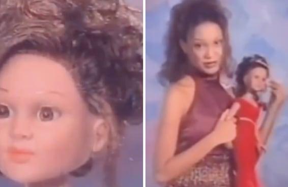 """A Taís Araújo relembrou a boneca dela nos anos 90: """"Não foi delírio coletivo"""""""