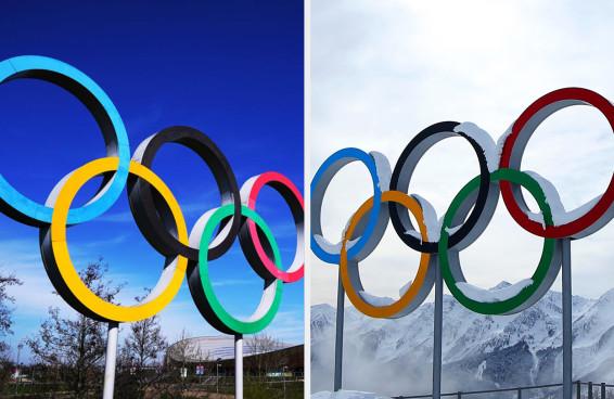Você é mais Olimpíadas de Verão ou Olimpíadas de Inverno?
