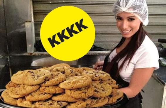 Quão biscoiteiro você é?