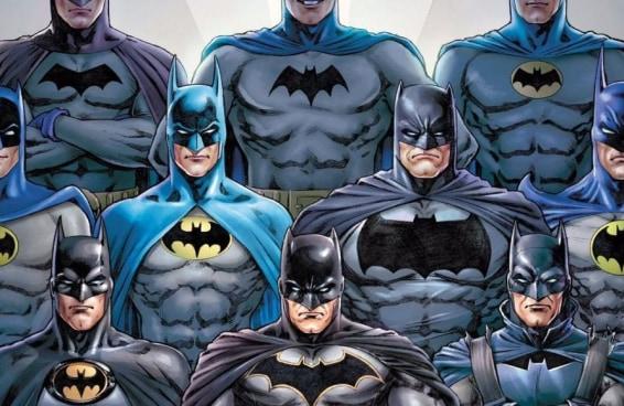 Escolha seus vilões e a gente diz que Batman é você!