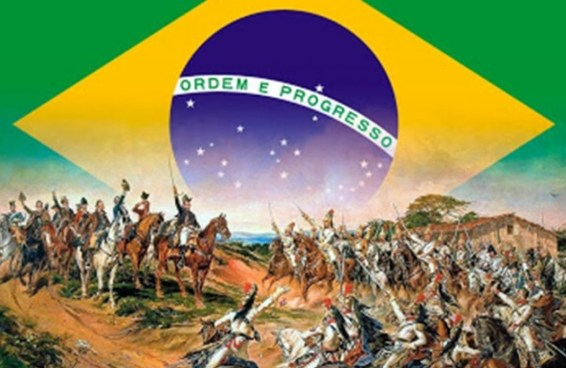 A independência do Brasil é uma farsa