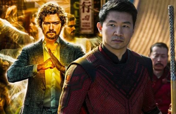 Você é mais Shang-Chi ou Punho de Ferro?