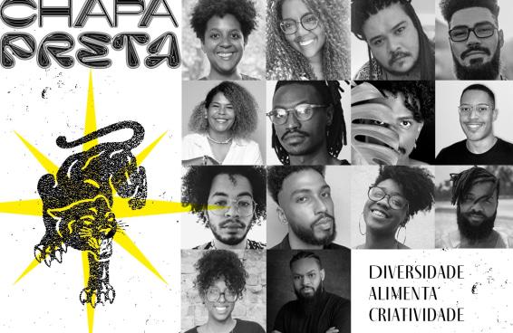 """Publicitários negros lançam """"Chapa Preta"""" para pleitear diretoria do Clube de Criação"""