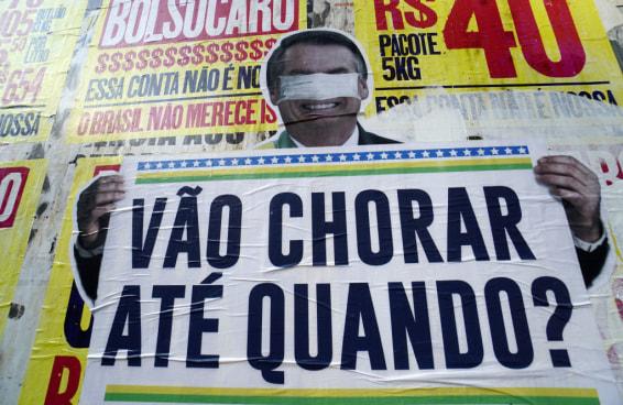 8 motivos para ninguém celebrar os 1000 dias do governo Bolsonaro