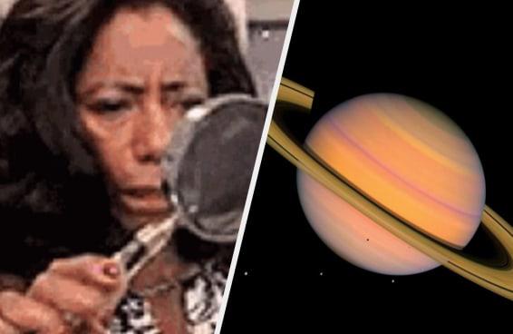 Você consegue gabaritar este teste sobre Saturno?