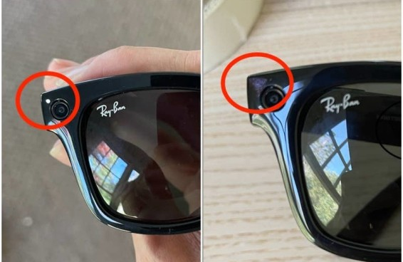 Facebook decidiu lançar óculos com câmeras - e eles já estão por aí!
