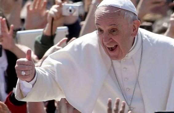 Até o Papa Francisco acha que o Brasil tá lascado!