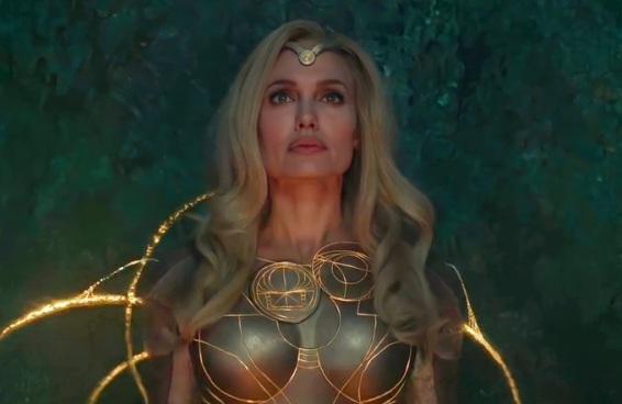 Com Angelina Jolie e Kit Harrington, Marvel divulga primeiro teaser de 'Os Eternos'