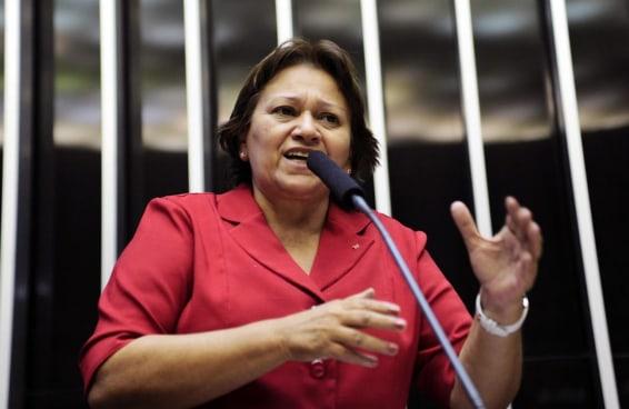 Marco histórico: Fátima Bezerra, governadora do Rio Grande do Norte, se afirma lésbica