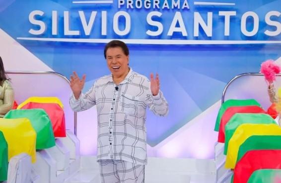 Família confirma que Silvio Santos está internado com covid-19