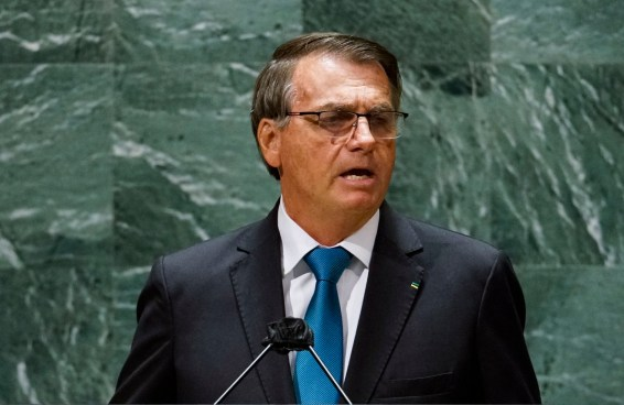 Desmascarando 3 mentiras que Bolsonaro contou em seu discurso na ONU