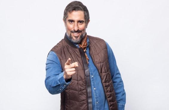 Marcos Mion assina com a Globo para assumir os sábados da emissora