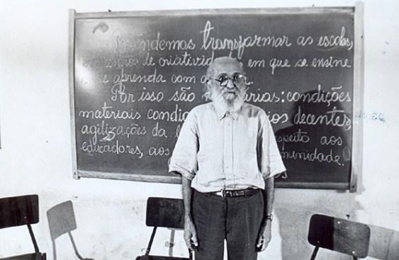 O quanto você sabe sobre o educador Paulo Freire?