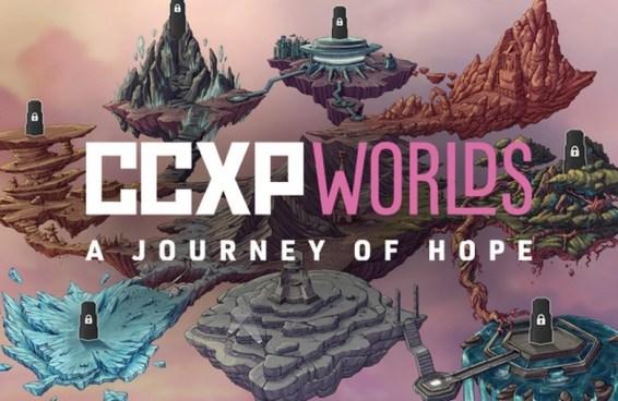 CCXP 2021 ainda será digital, mas organização anuncia versão presencial para 2022
