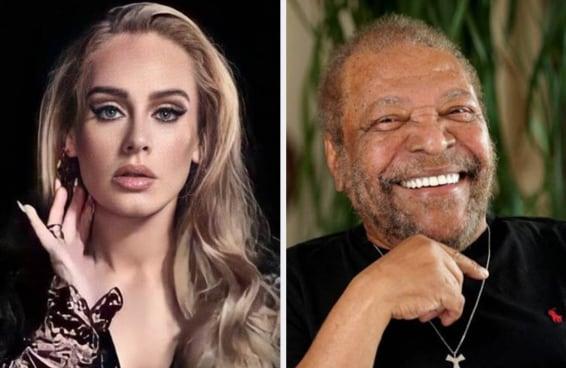 Quem cantou isso: Adele ou Martinho da Vila?