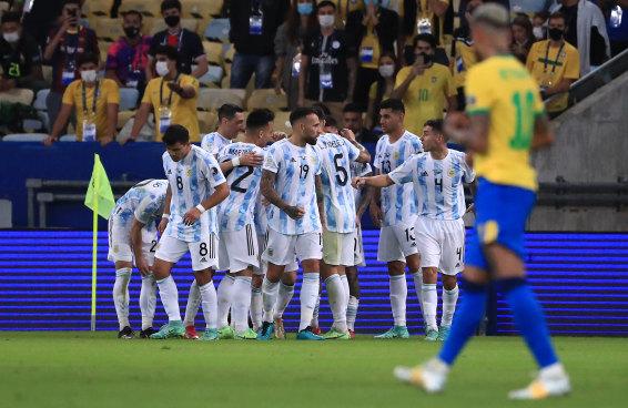 As pessoas estão buscando explicações para a derrota do Brasil na Copa América