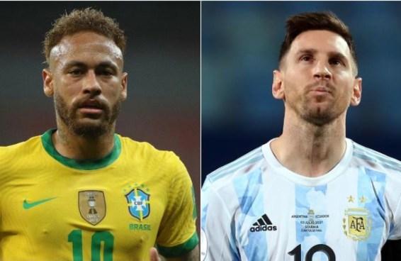 Em protesto, brasileiros resolveram torcer pela Argentina na final da Copa América