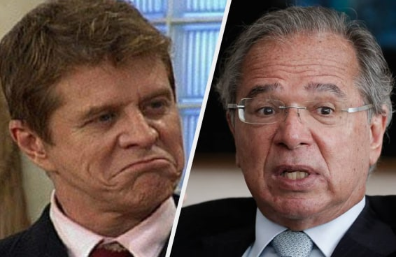 Quem disse isso: Paulo Guedes ou Caco Antibes?