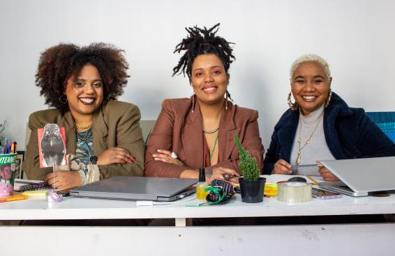 Conheça a primeira mentoria de marketing digital focada em gastronomia para empreendedoras negras e indígenas
