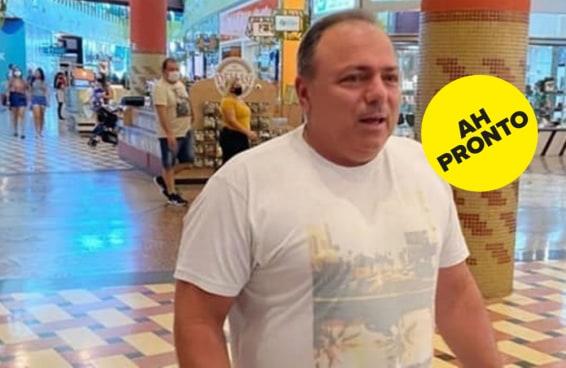 Pazuello não vai depor na CPI da Covid nesta quarta