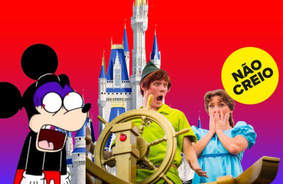 Tem Mickey escondido nos parques da Disney e quase ninguém sabe